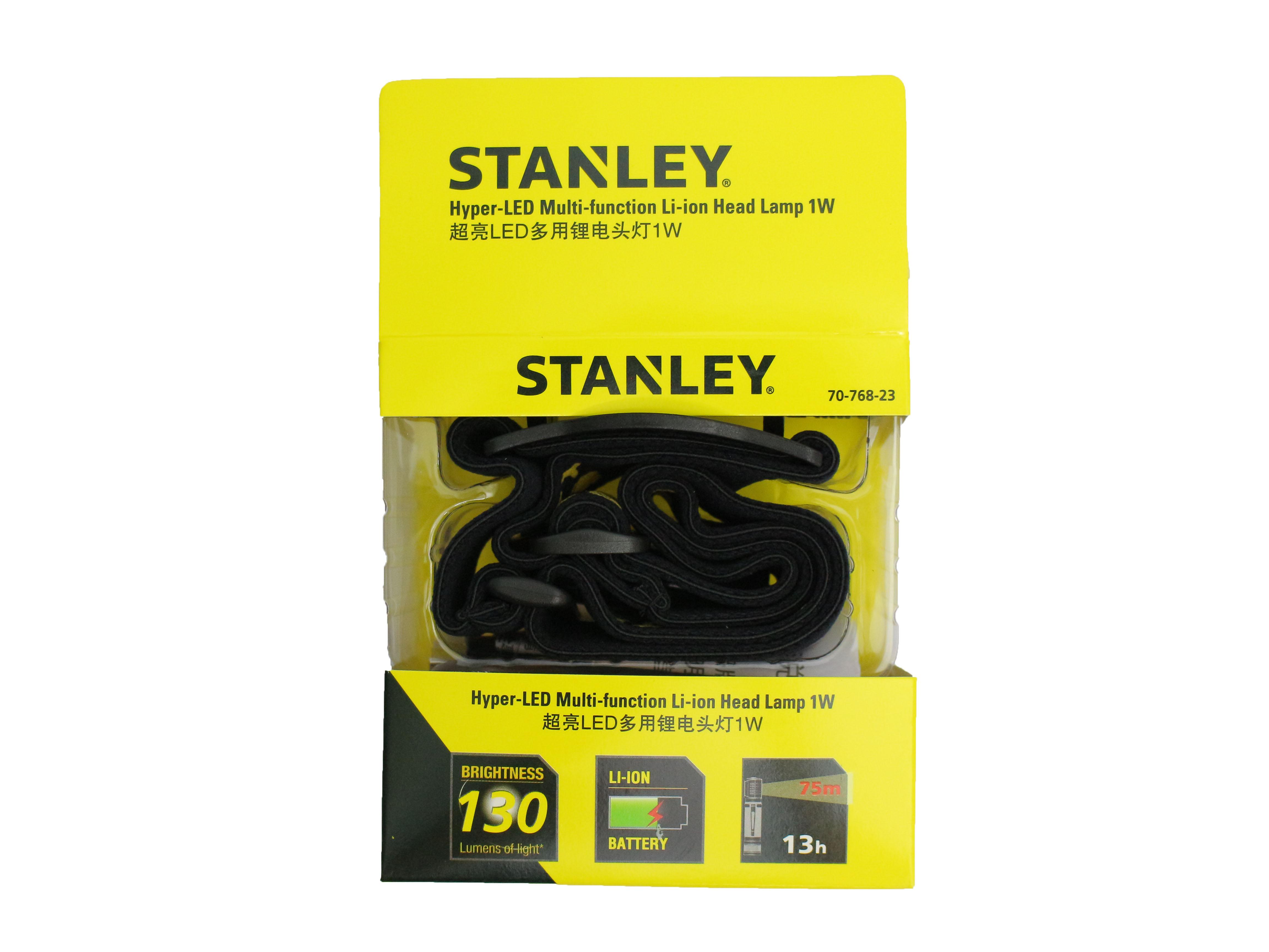 Đèn pin LED đa năng đội đầu Stanley 70-768-23