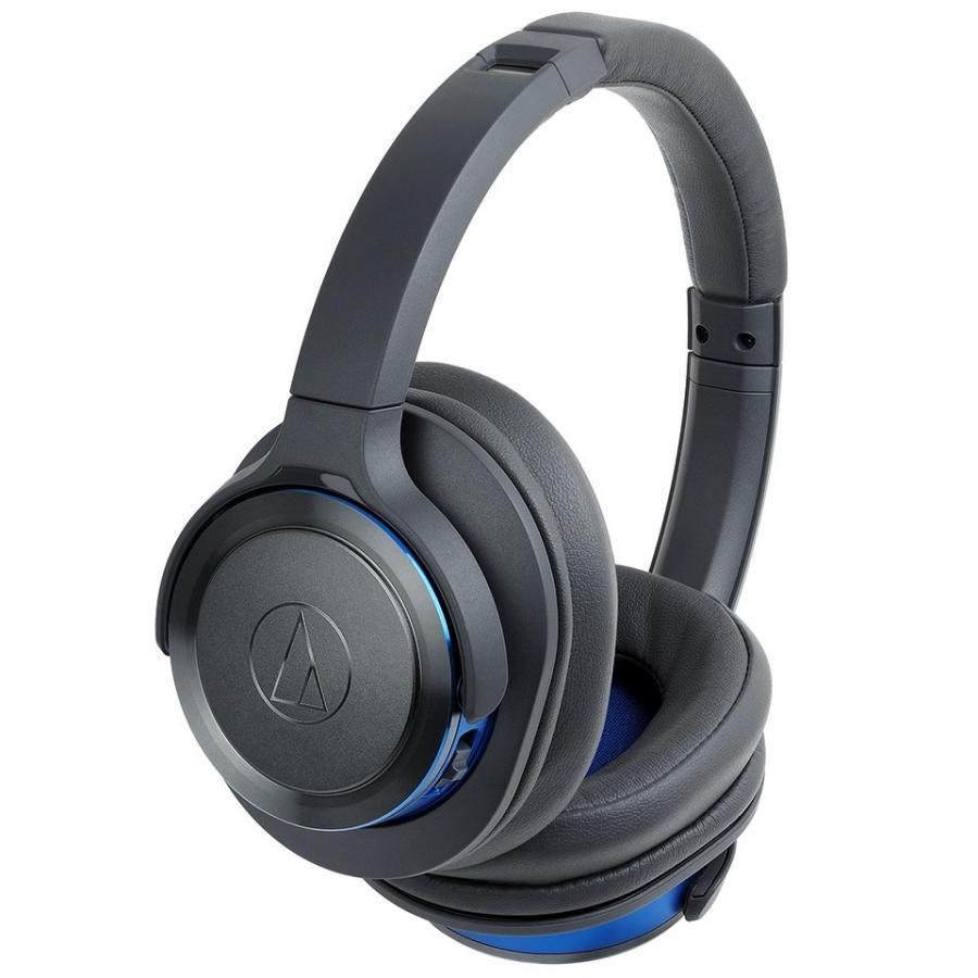 Tai Nghe Bluetooth Chụp Tai Audio Technica ATH-WS660BT - Hàng Chính Hãng