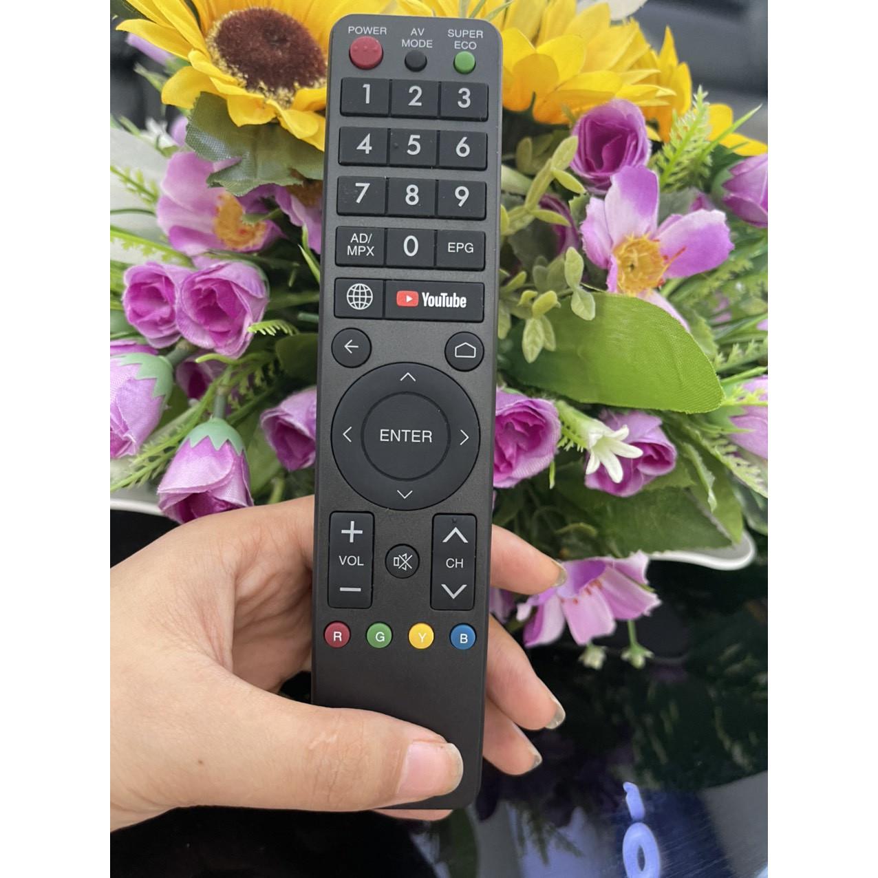 {Bảo hành 06 tháng} Remote điều khiển tivi dành cho SHARP