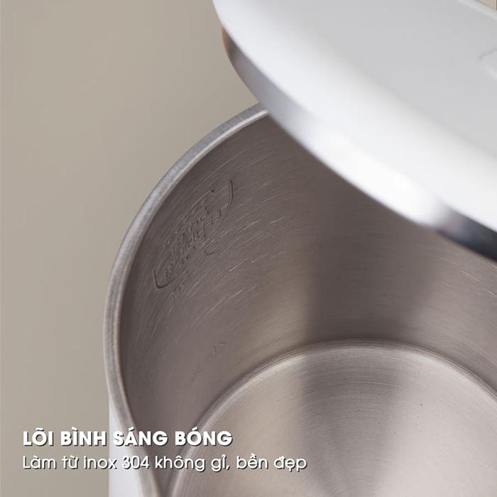 Ấm siêu tốc 1.5 lít Bear ZDH-B15T1 - Hàng Chính Hãng