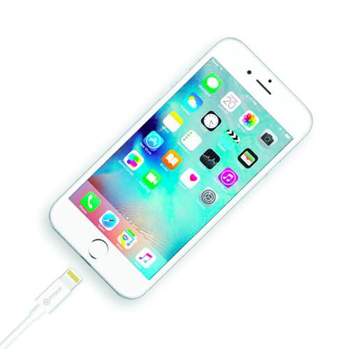 Bộ cốc sạc nhanh 2 cổng USB và cáp sạc IPhone TITAN SL11 - Hàng Chính Hãng