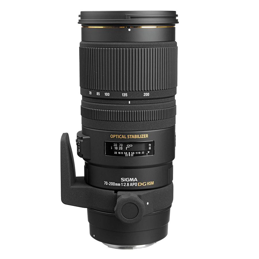 Ống Kính Sigma 70-200 F2.8 DG OS HSM Sport For Nikon - Hàng Chính Hãng