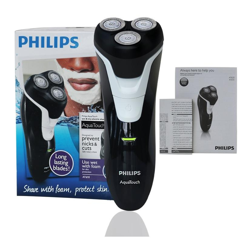 Máy Cạo Râu Nam Philips AT610