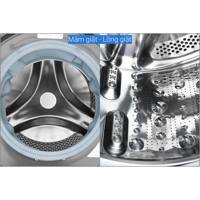 Máy giặt LG Inverter 10.5 kg FV1450S2B - Chỉ giao Hà Nội