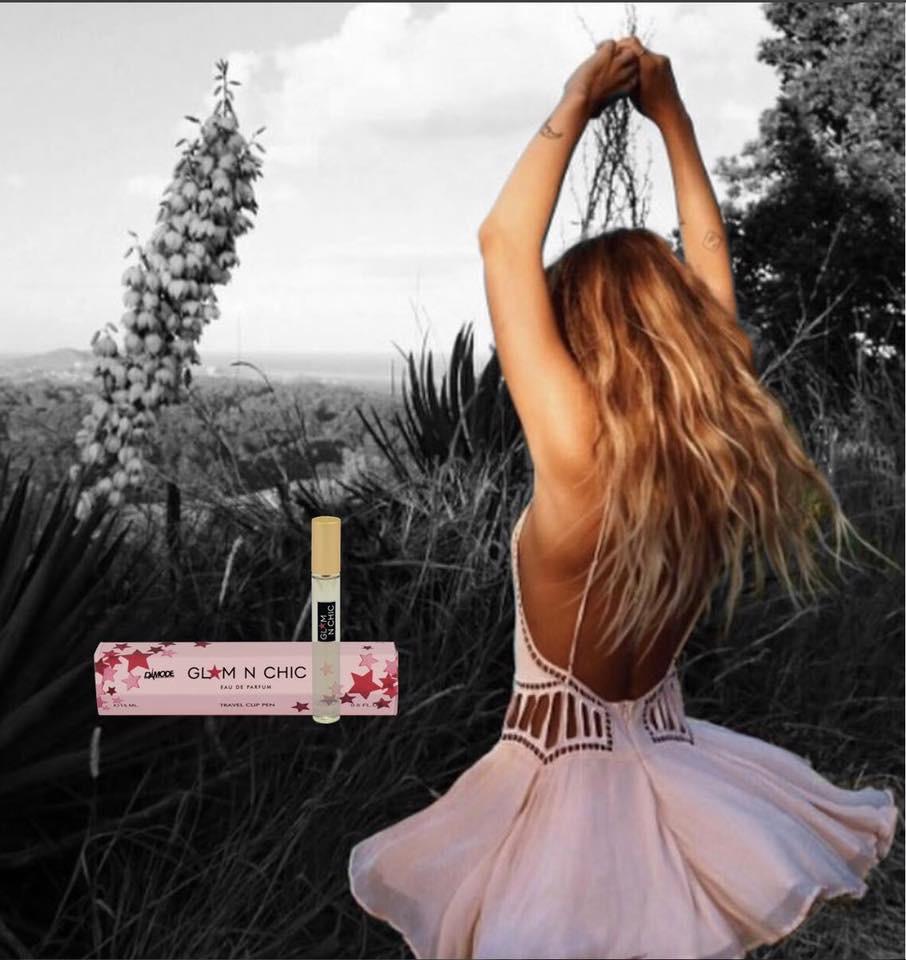 Nước hoa độc quyền Damode glam n chic dành cho nữ 15ml