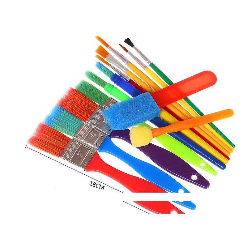 Set  15 dụng cụ vẽ các loaị