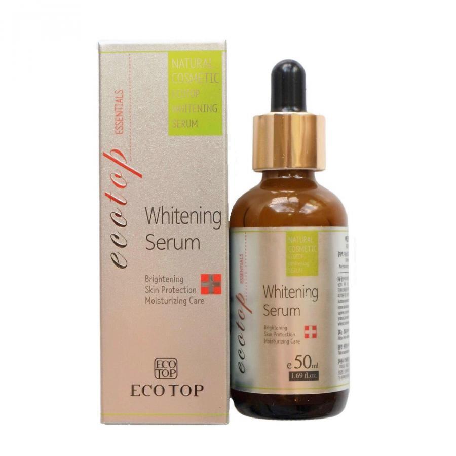 Serum dưỡng trắng sáng da hiệu quả ECOTOP Whitening Serum 50ml