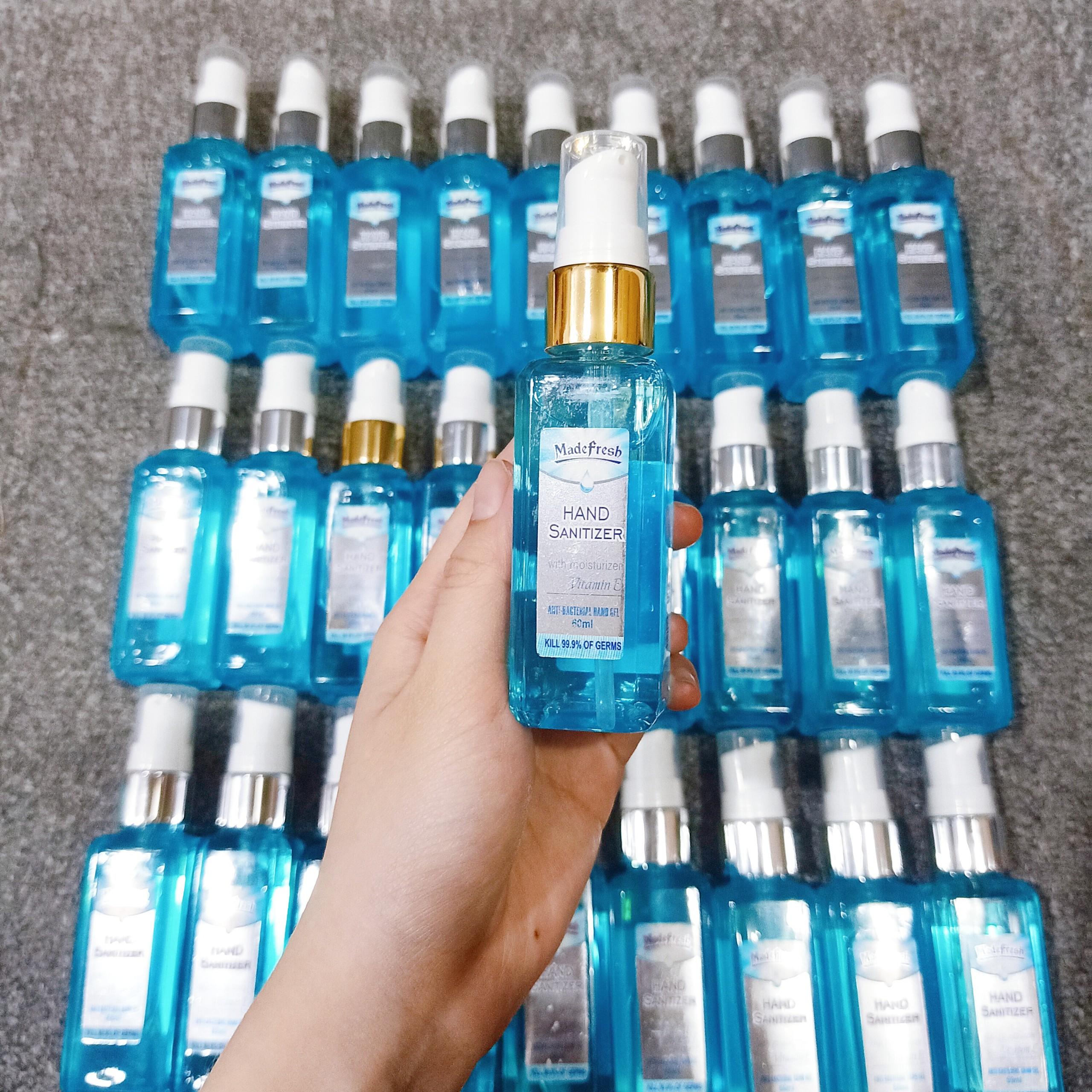 Gel rửa tay khô Madefresh 60ml