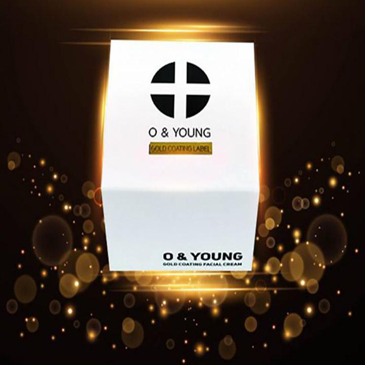 Kem Dưỡng Trắng Da Chống Lão Hóa Tinh Chất Vàng O & Young Hàn Quốc