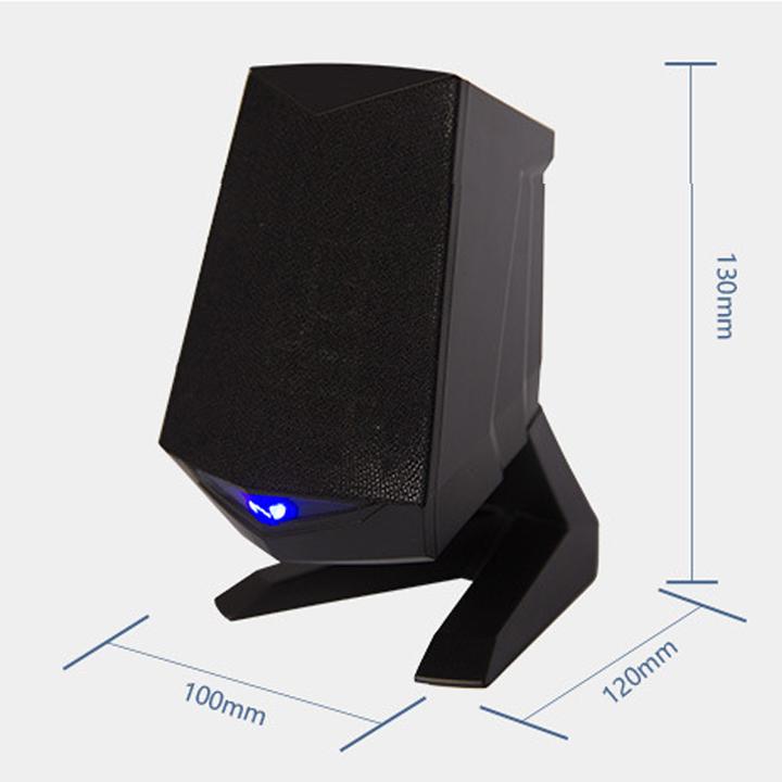 Loa vi tính 2.0 Ezeey A4 - Hàng nhập khẩu