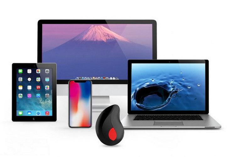 Tai nghe không dây Bluetooth 4.1 có kèm Dock sạc - Hàng nhập khẩu