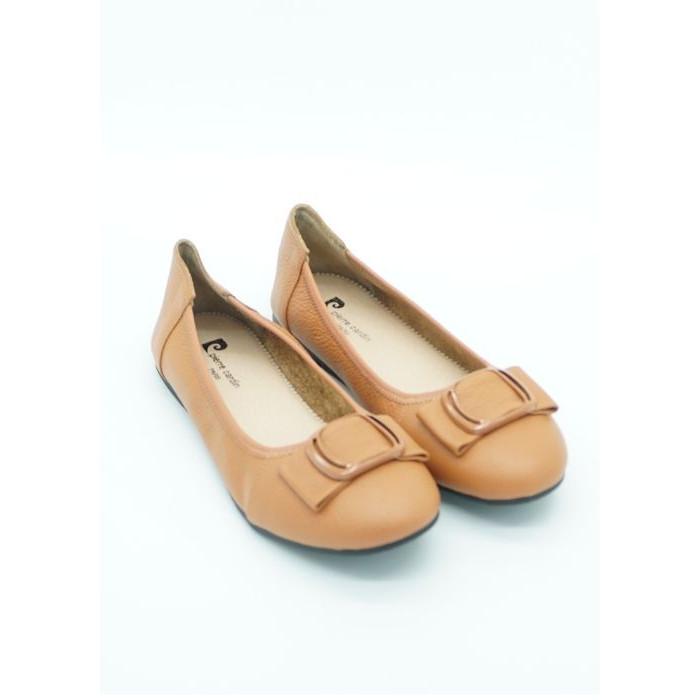 Giày búp bê nữ Pierre Cardin PCWFWLE131GLD