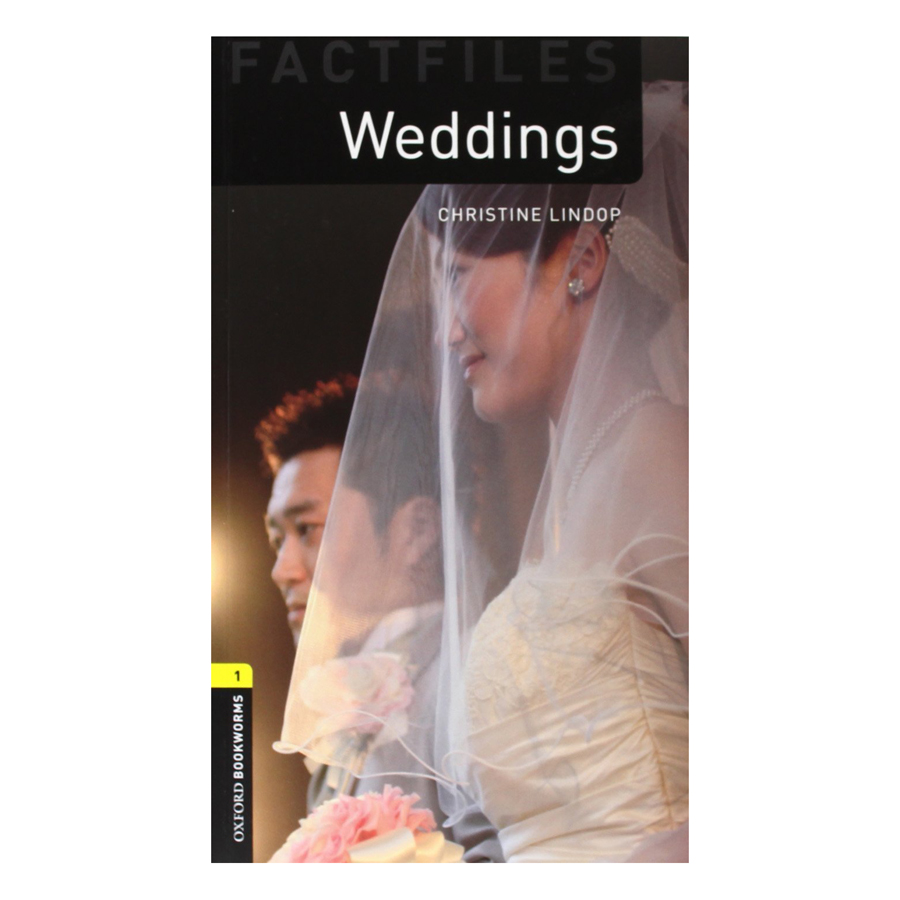 Oxford Bookworms Library (3 Ed.) 1: Weddings Factfile Audio CD Pack