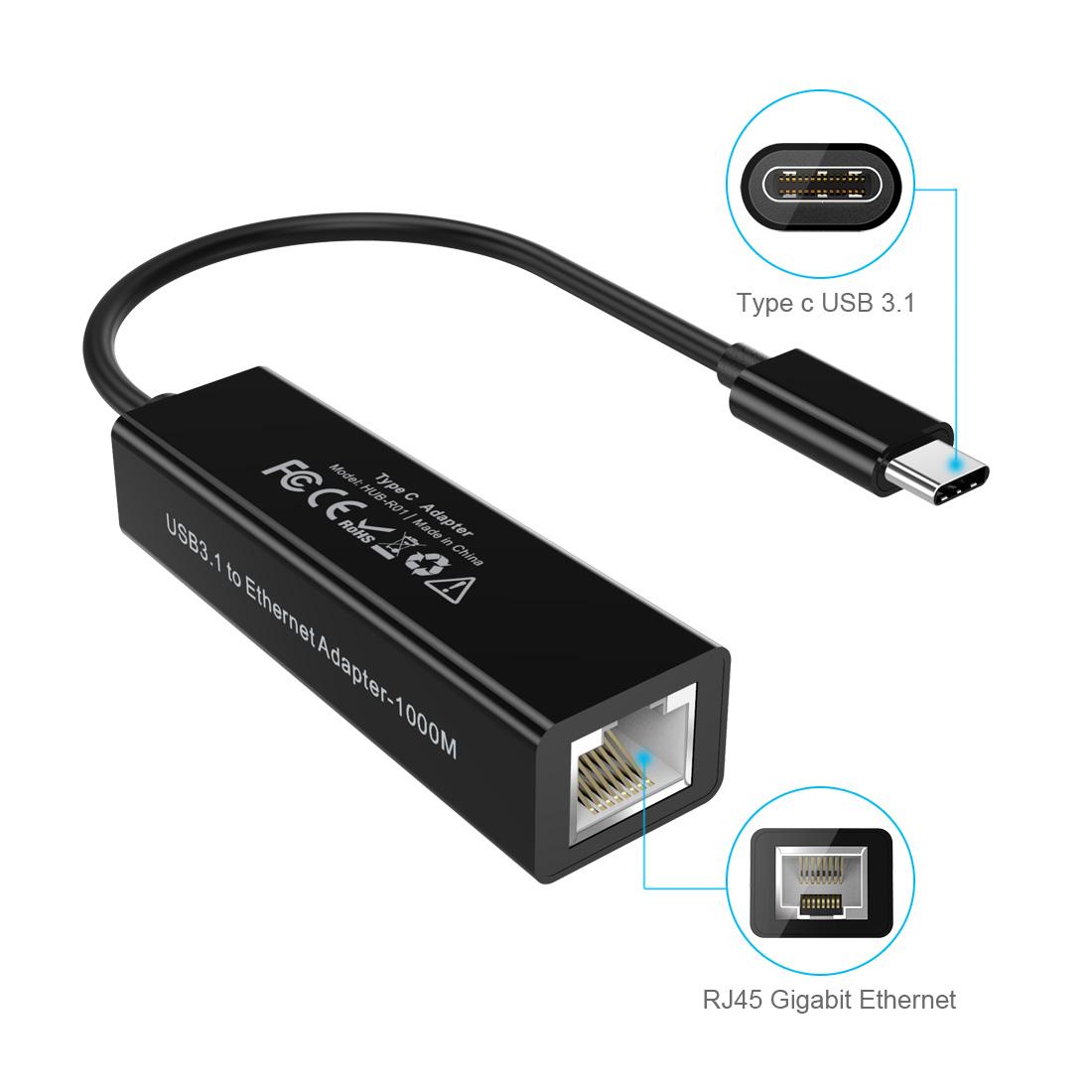 Bộ chuyển đổi đa kênh Hub USB C CHOETECH HUB-R01 - Hàng Chính Hãng