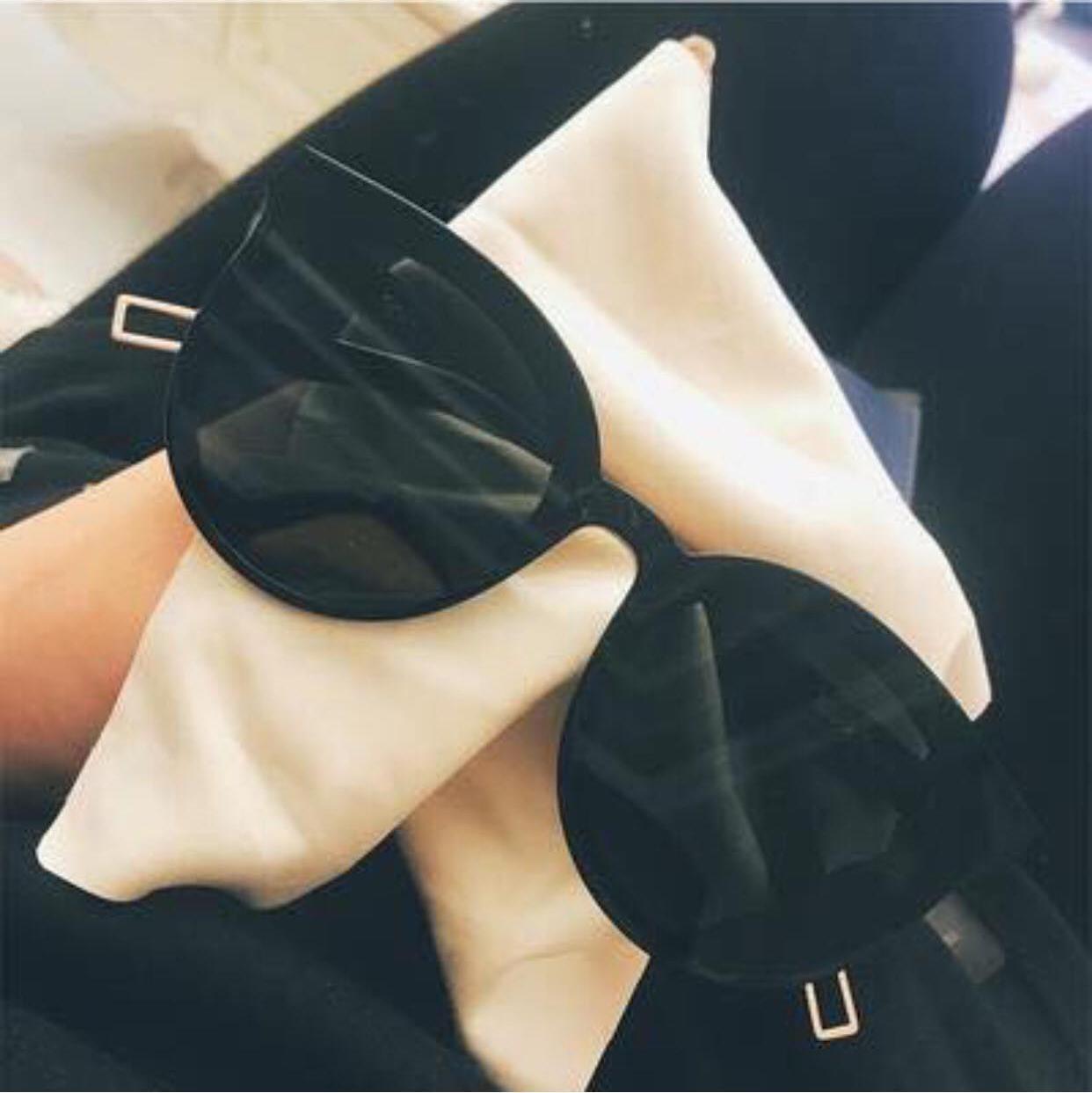 Kính râm Nữ GM BLACK PETER thời trang - ĐEN