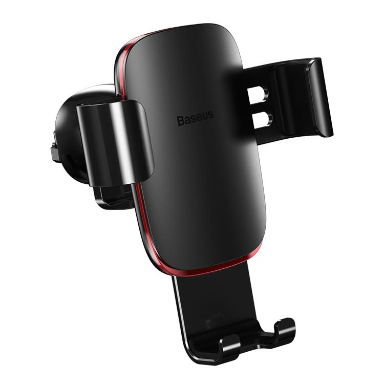 Đế giữ điện thoại Baseus Metal Age Gravity Car Mount (Air Outlet Version) - Hàng chính hãng