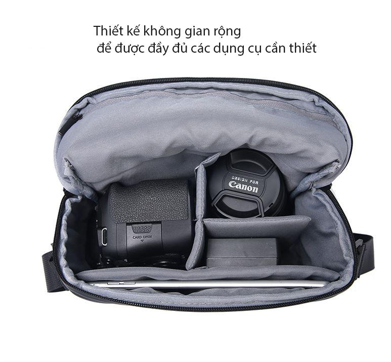 Túi đựng cho máy ảnh, flycam DJI Mavic Air 2 siêu nhẹ