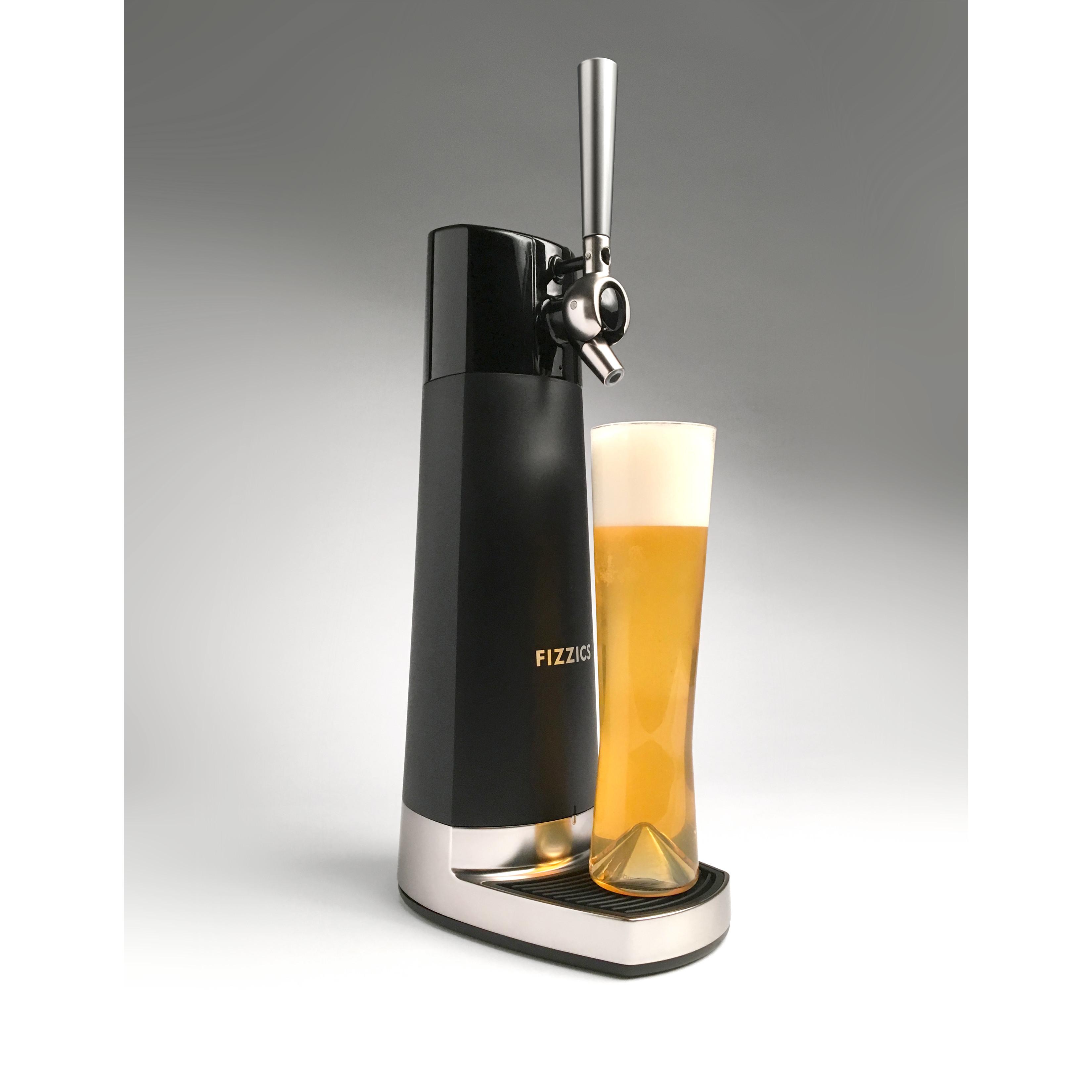 Máy tạo bia tươi FIZZICS FZ403 - Biến bia thường thành bia tươi.
