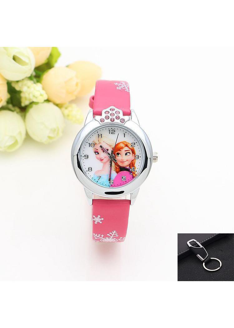 Đồng hồ trẻ em (TẶNG móc đeo khóa )