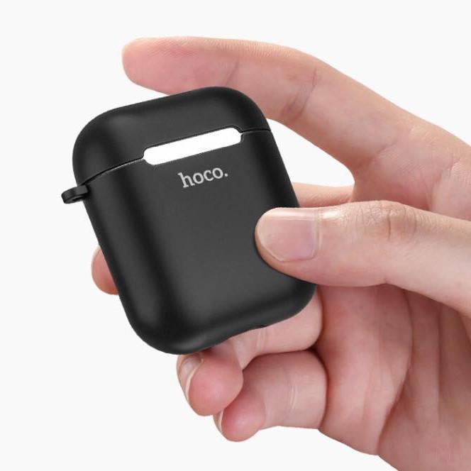 Bao Silicon Cho Airpods - Chính hãng HOCO - Đen