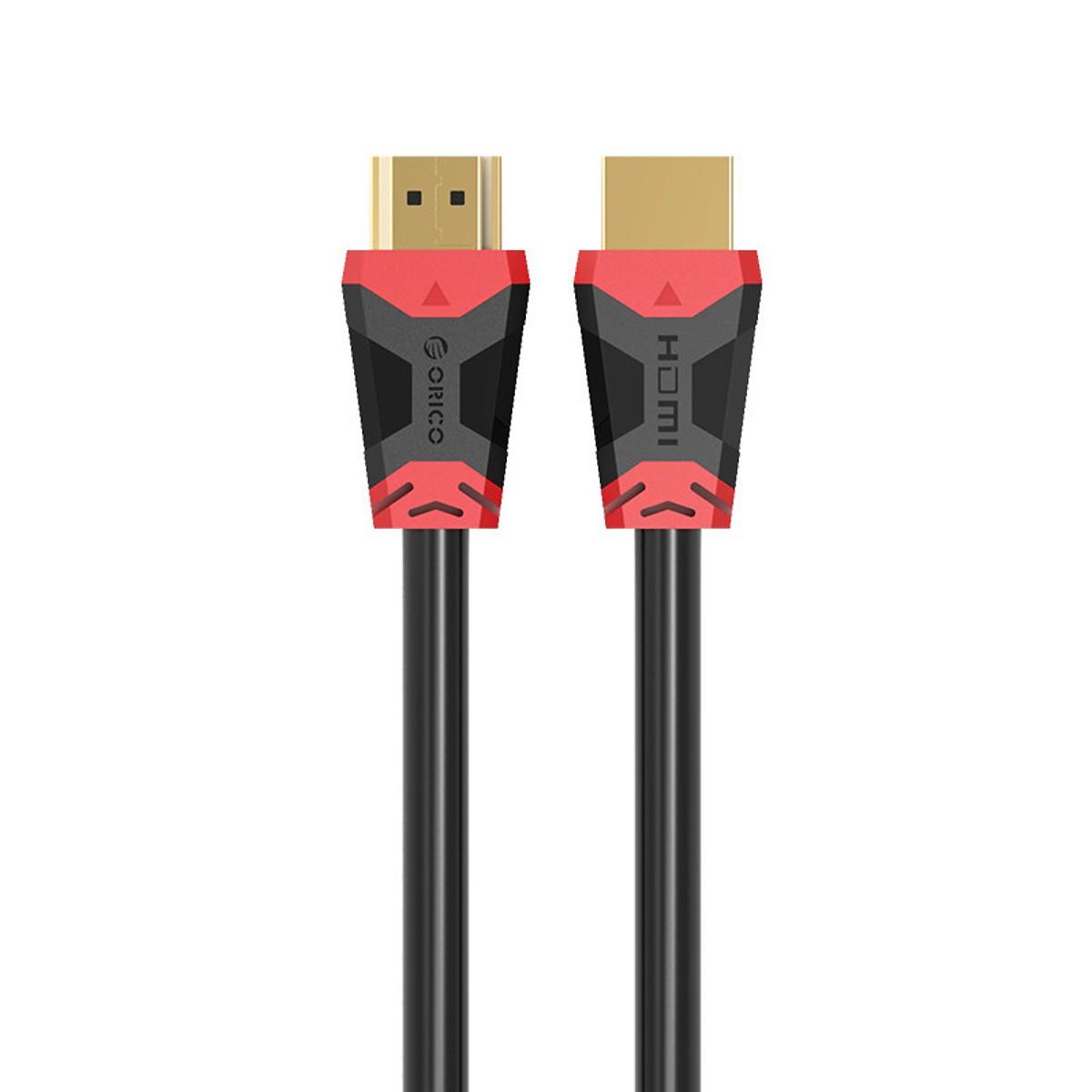 Cáp Nối Dài HDMI Chuẩn 2.0 Orico - HD303-30-BK (3m) - Hàng Chính Hãng - Màu Đen