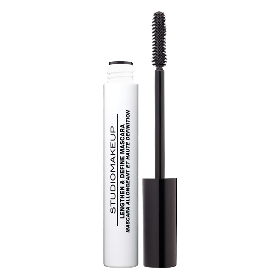 Mascara Làm Dài Mi Studiomakeup Lengthen & Define Mascara SLM - 01 Black (8mL)