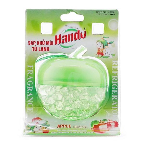 Sáp thơm khử mùi tủ lạnh Hando 160g 3 Hương Tùy Chọn  - Xanh lá