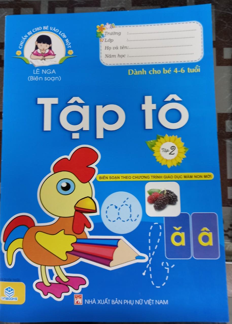 Bộ 5 cuốn tô màu ( chuẩn bị cho bé vào lớp 1, tập tô chữ , tập tô, tập tô chữ tiếng anh....)