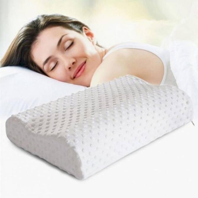 Gối cao su non chống ngủ ngáy cho người lớn-giao màu ngẫu nhiên