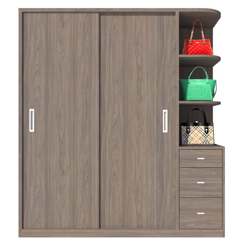 Tủ Áo Cửa Lùa FT187 (180cm x 200cm)