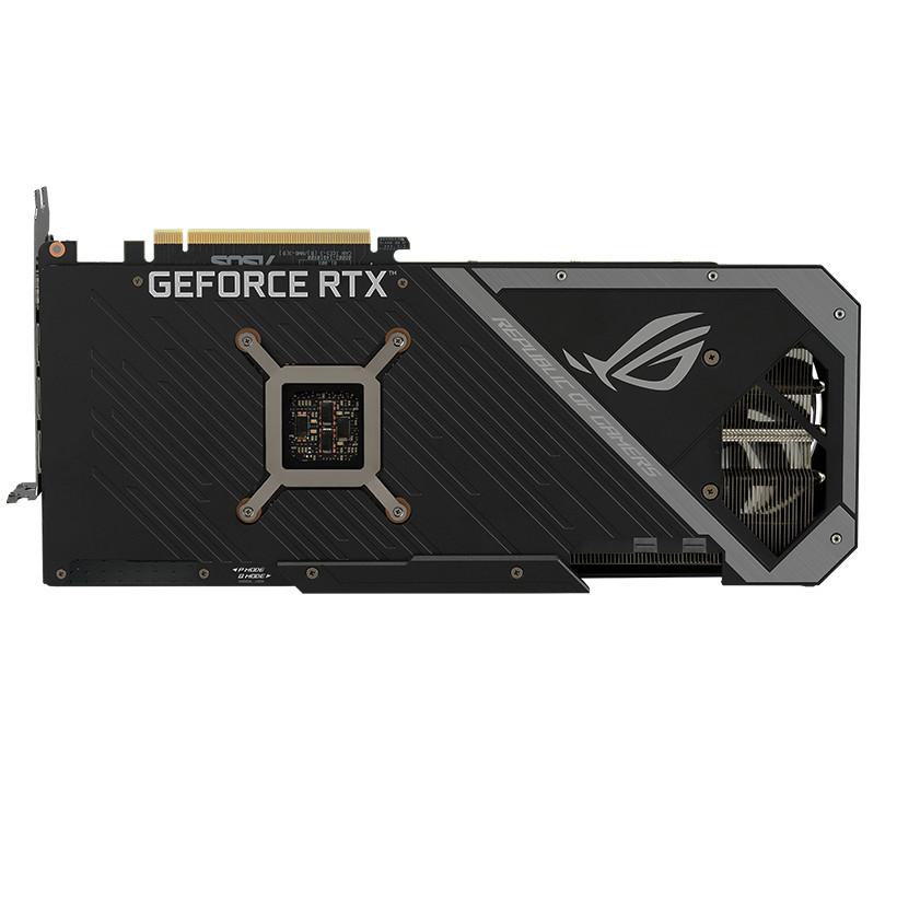 Card đồ họa VGA ASUS ROG-STRIX-RTX3070-O8G-GAMING 8GB GDDR6 256-bit - Hàng Chính Hãng