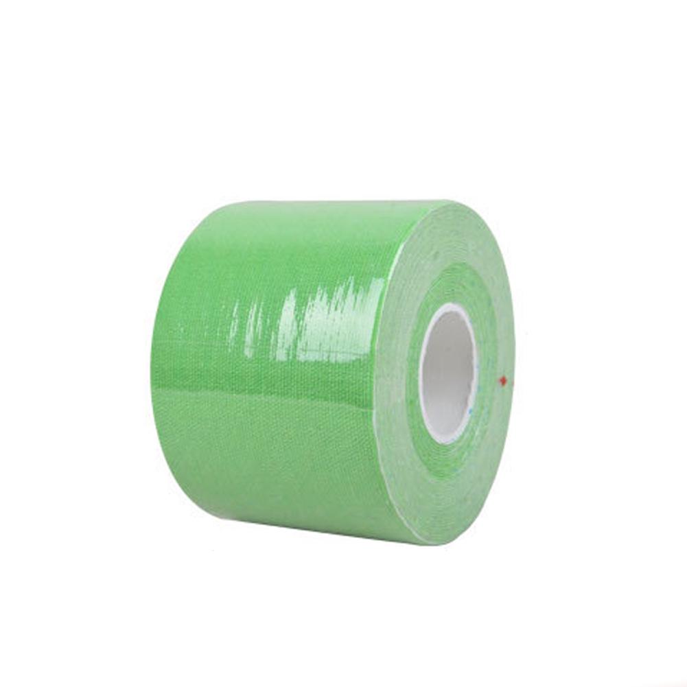Băng Dán Cơ Thể Thao - Băng Vải Dán Hỗ Trợ Cơ Khi Chơi Hoặc Tập Thể Thao 5m x 5cm