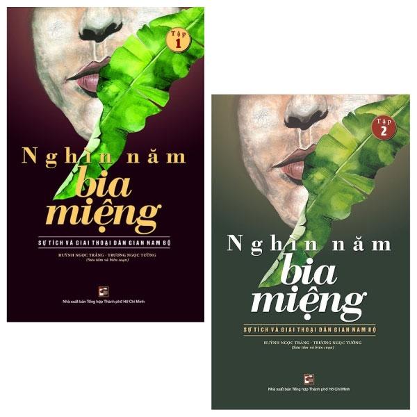 Combo Nghìn Năm Bia Miệng: Tập 1 Và 2 (Bộ 2 Tập)