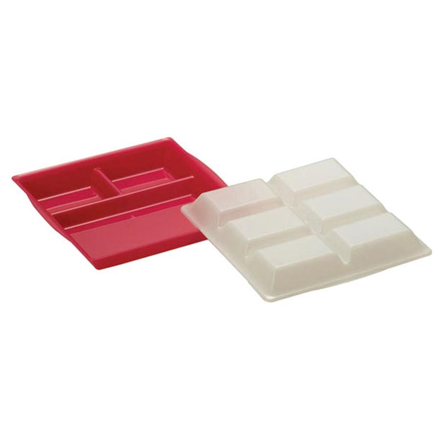 2 bộ hộp chia thức ăn 3 ngăncao cấp - Hàng nội địa nhật