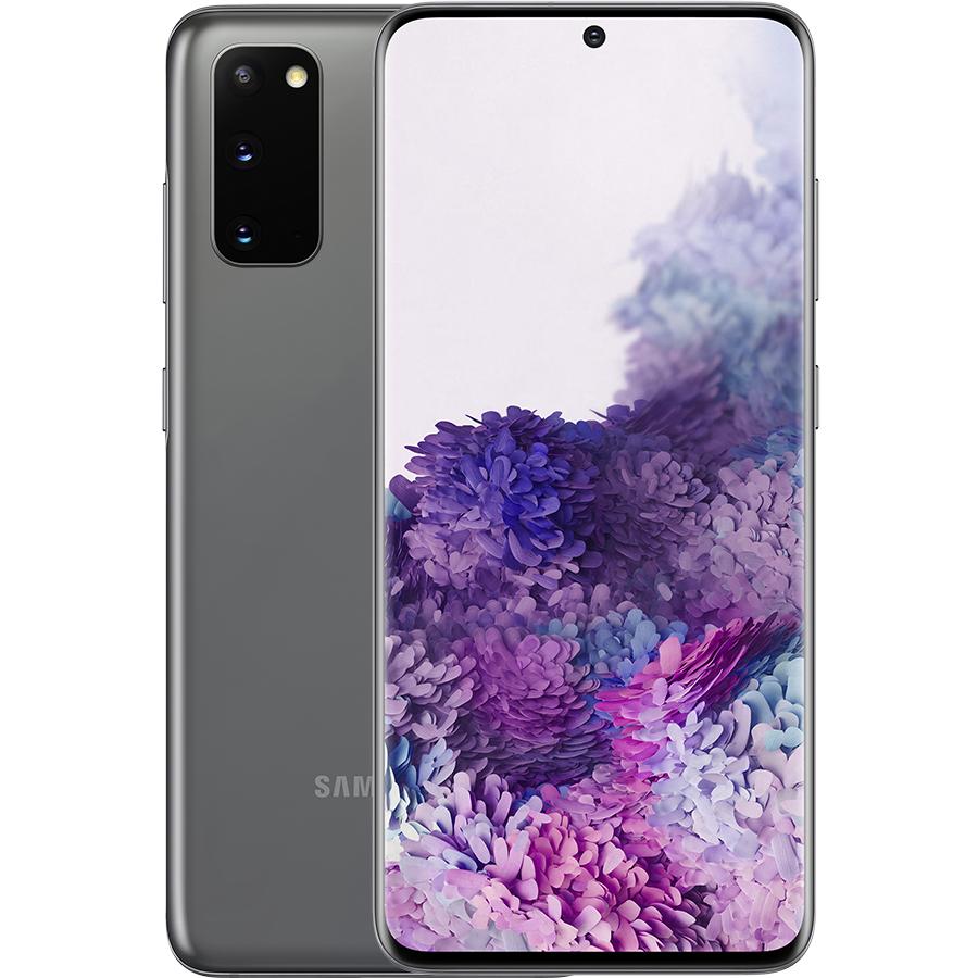 Điện Thoại Samsung Galaxy S20 128GB8GB - Hàng Chính Hãng - Xám
