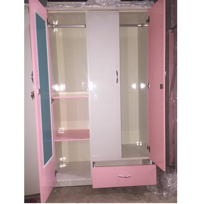 Tủ nhựa quần áo đài loan 1,85mx 1,2m