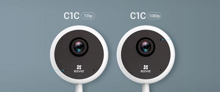 Camera EZVIZ C1C 1080P - 2
