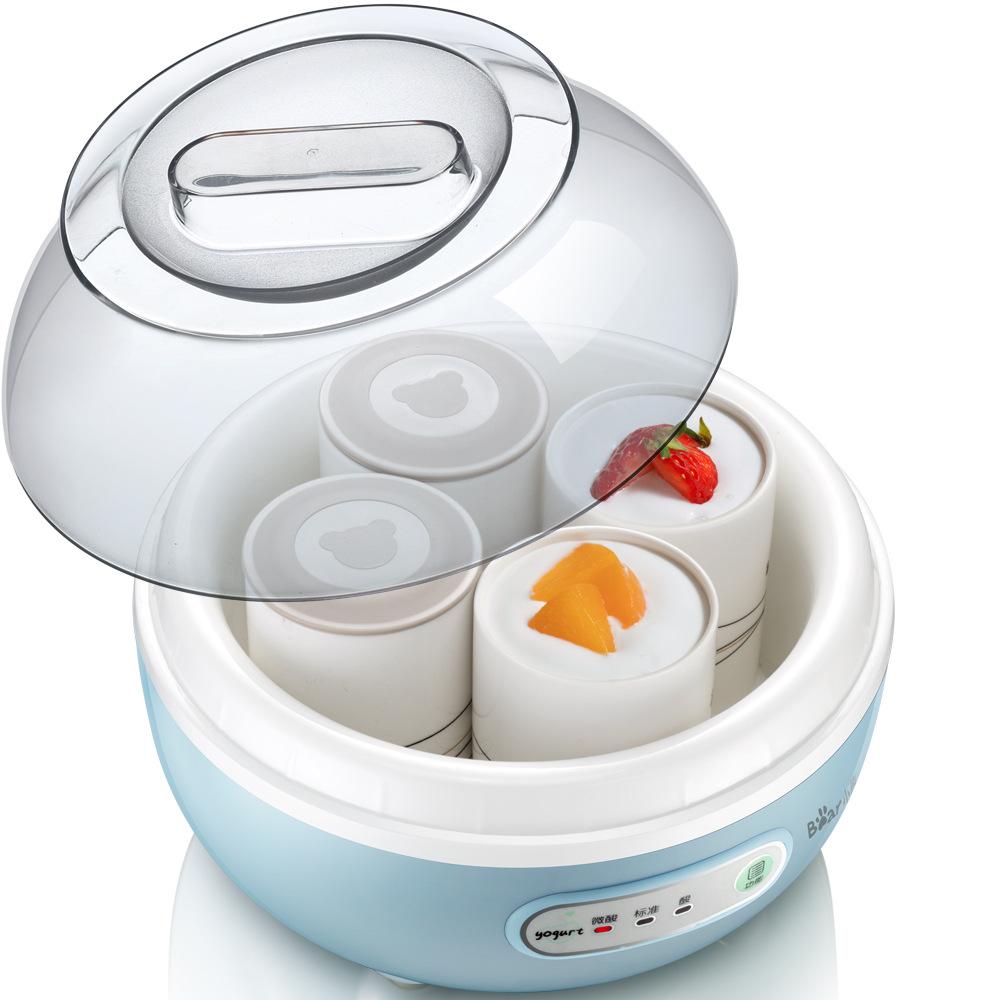 Máy Làm Sữa Chua Yogurt Tự Động Bear SNJ-C10H1 - Nhập Khẩu