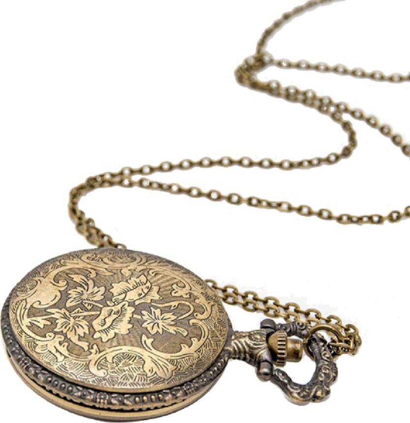 Đồng hồ quả quýt dây chuyền 12 con giáp HỢI- DH13 SIZE LỚN