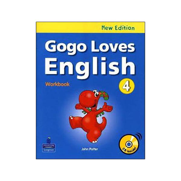 Gogo Loves English N/E W/B 4