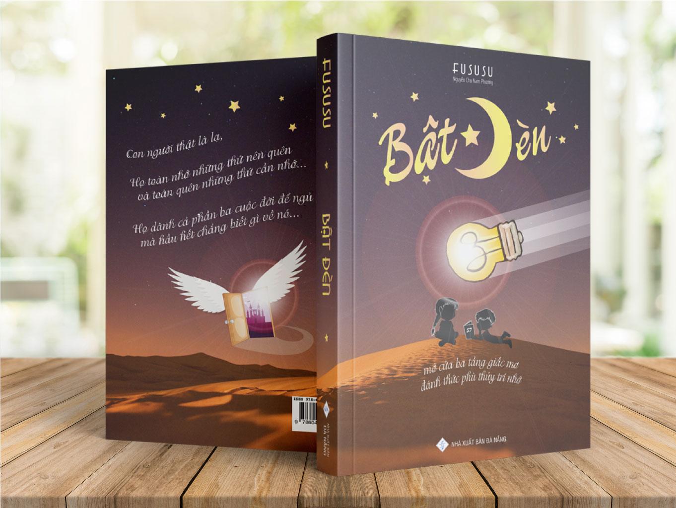 Tiểu thuyết Bật Đèn - Mở cửa ba tầng giấc mơ, đánh thức phù thủy trí nhớ - Fususu