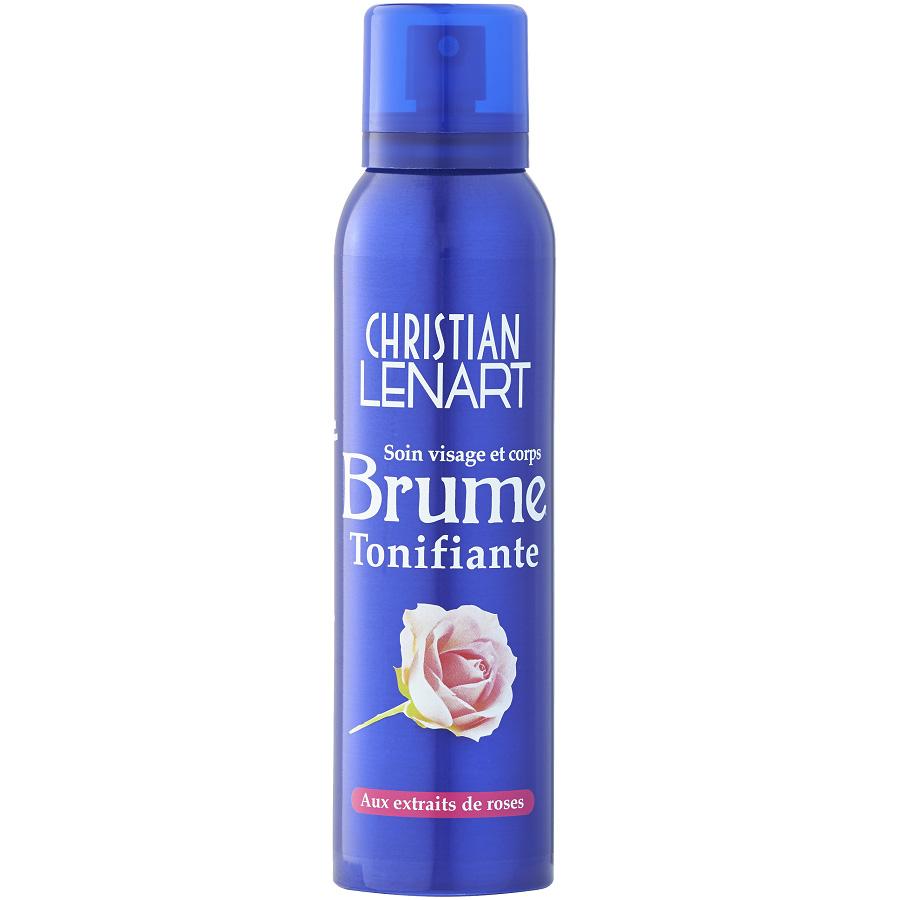 Xịt khoáng Christian Lenart Brume Tonifiante 150ml (Dành cho da khô, da dầu mất nước)