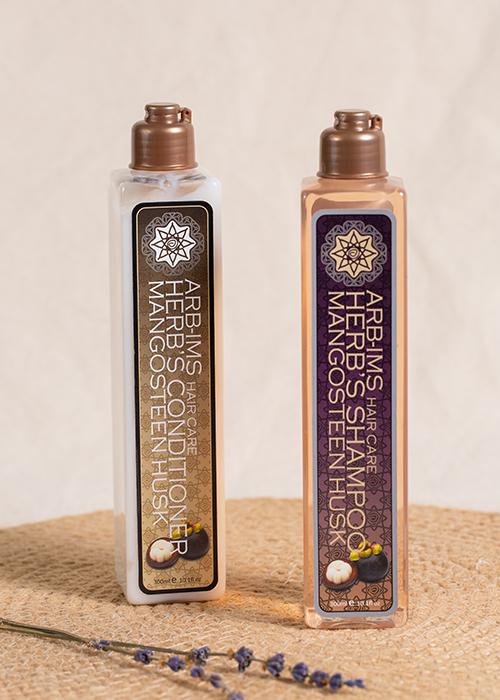 Dầu Xả Thảo Mộc Thiên Nhiên Herb's Conditioner - Hương Măng Cụt (300ml)