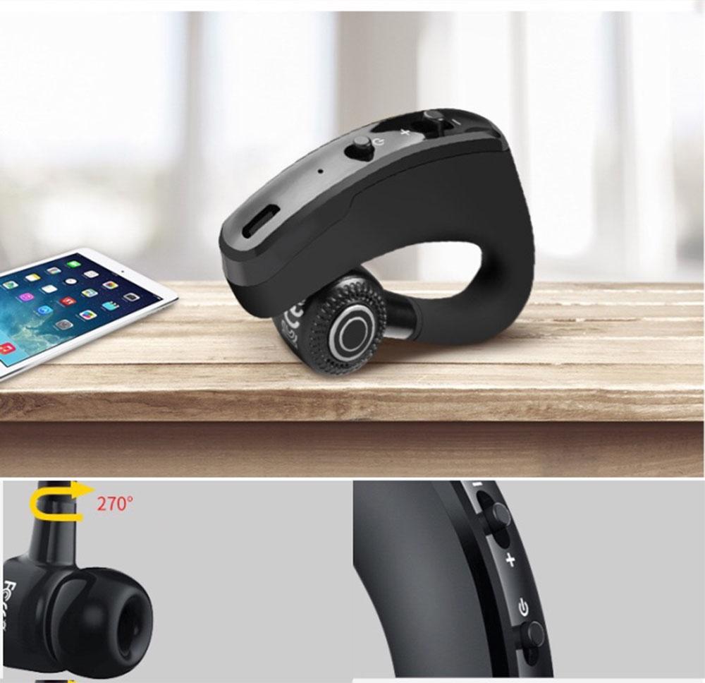 Tai nghe thông minh Bluetooth V9 điều khiển bằng giọng nói