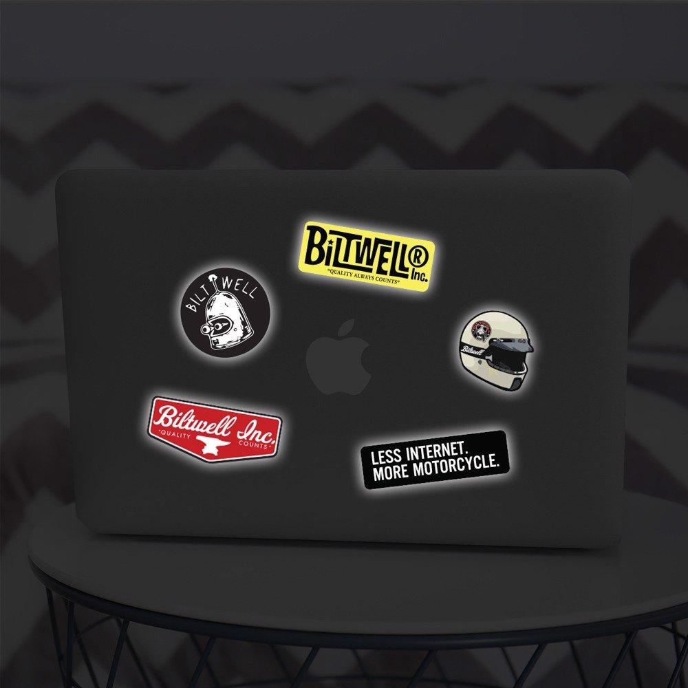 Biltwell - Reflective Sticker hình dán phản quang 3M Premium