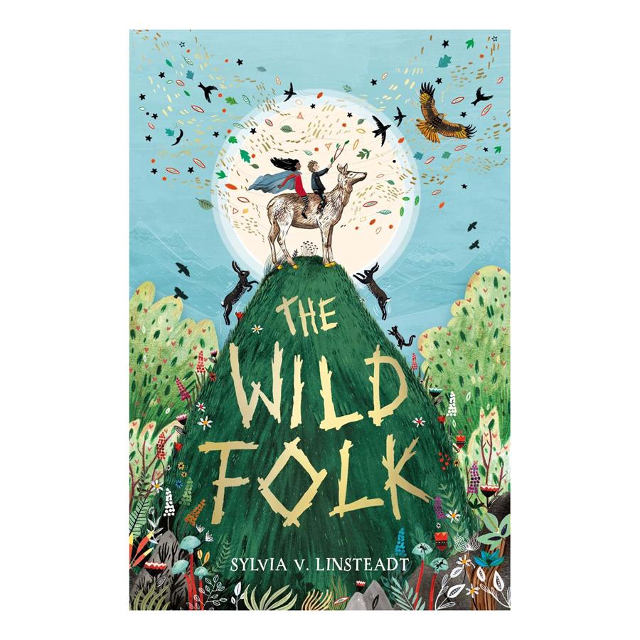 Usborne The Wild Folk