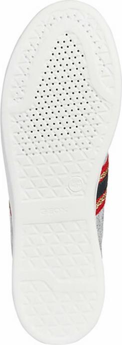 Giày Sneakers Nữ Geox D Jaysen A - Bạc