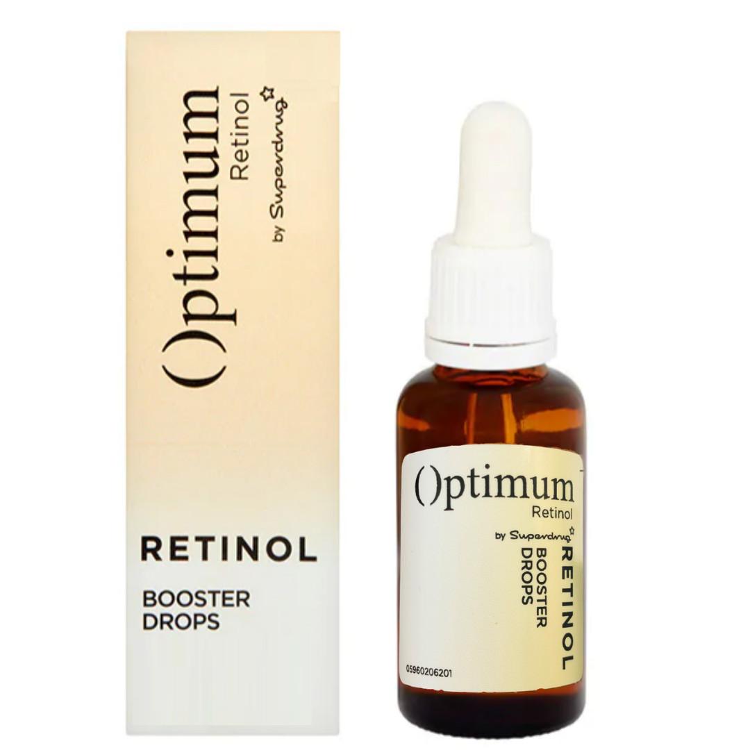 Tinh chất chống lão hoá Superdrug Optimum Retinol Booster Drops 30ml