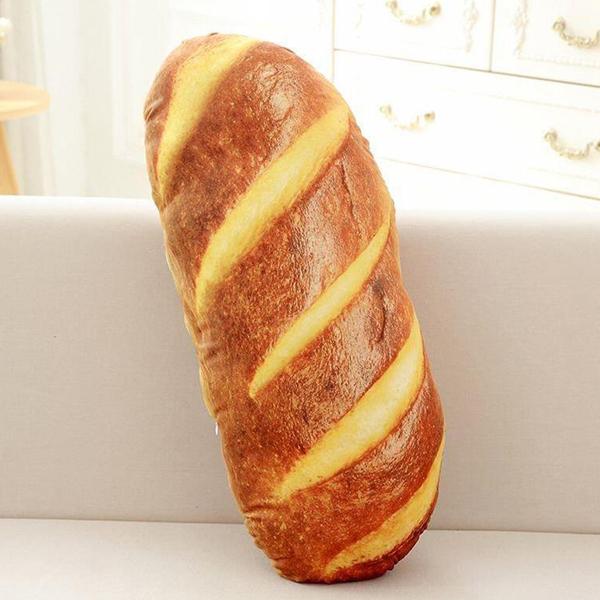 Gối Ôm Ổ Bánh Mì 3d (70 Cm) G14