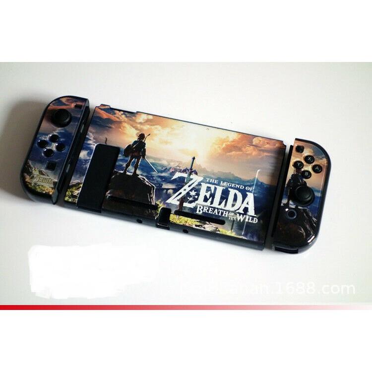 Case ốp cho máy Switch mẫu Zelda 2